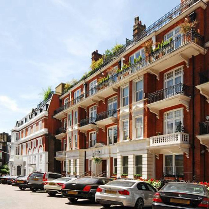 Rutland Court, Knightsbridge, London residential owner occupier investment property